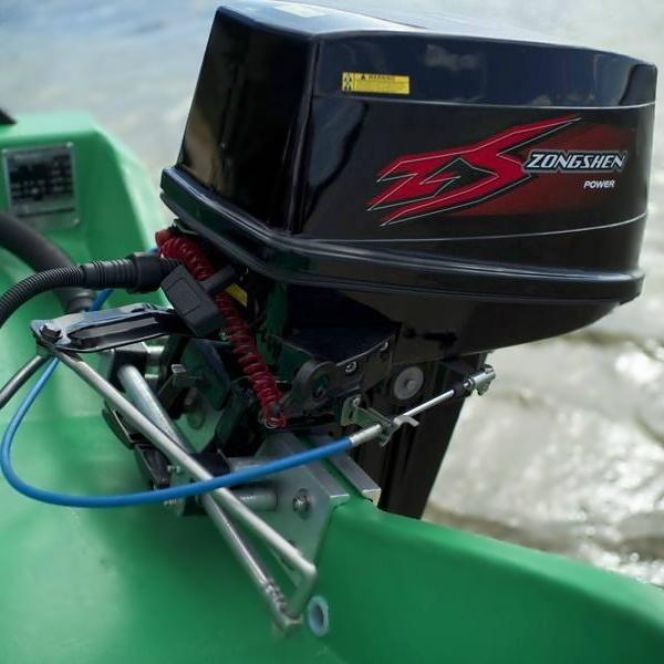 Дистанционное управление на подвесной лодочный мотор