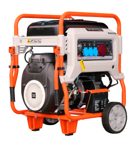 Трехфазный бензиновый генератор Zongshen XB 12003 E