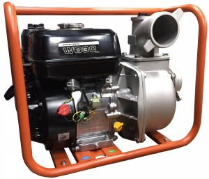 Мотопомпа бензиновая Zongshen WG 30