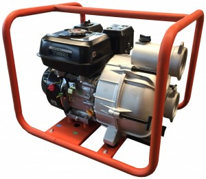 Мотопомпа бензиновая Zongshen TG 30