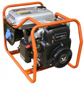 Бензиновый генератор Zongshen PH 1800 1.5 кВА