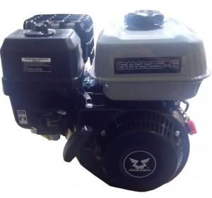 Двигатель бензиновый Zongshen GB225-6