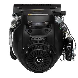 Четырехтактный двухцилиндровый бензиновый двигатель общего назначения Zongshen (Зонгшен) ZS GB 680 FE 24 л.с.