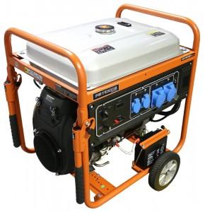 Бензиновый генератор Zongshen PB 11000 E