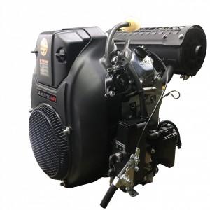Двигатель бензиновый инжекторный Zongshen GB750EFI