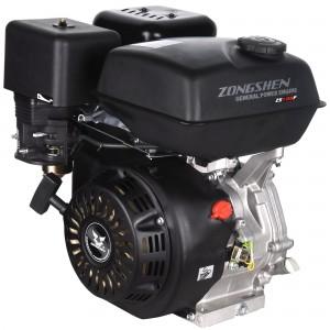 Четырехтактный бензиновый двигатель с конусным валом Zongshen (Зонгшен) ZS 188 F 13 л.с. для генератора