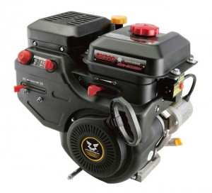 Четырехтактный бензиновый двигатель для снегоуборщика Zongshen (Зонгшен) ZS SN 390 13 л.с.