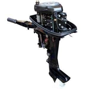 Двухтактный подвесной лодочный мотор (ПЛМ) Zongshen T 9.9 BMS