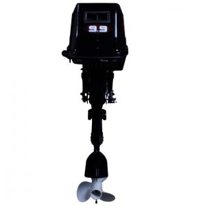 Двухтактный подвесной лодочный мотор (ПЛМ) Zongshen T 9.9 BML
