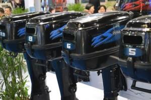 Четырехтактный подвесной лодочный мотор (ПЛМ) Zongshen F 6 BMS