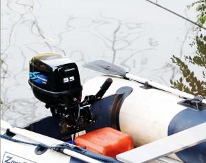 Четырехтактный подвесной лодочный мотор (ПЛМ) Zongshen F 9.9 BMS