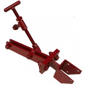 Сцепка для мотоблоков Салют Агат для установки плуга окучника