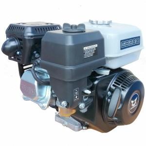 Четырехтактный бензиновый двигатель для мотоблока, мотокультиватора Zongshen (Зонгшен) ZS GB 200 F 6,5 л.с.