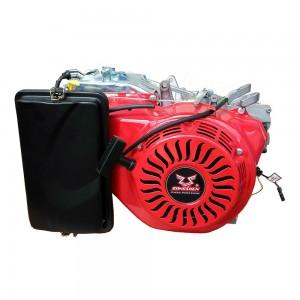 Четырехтактный бензиновый двигатель общего назначения Zongshen (Зонгшен) ZS 190 F-2 для генератора 15 л.с.