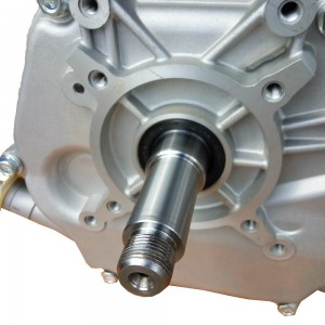 Четырехтактный бензиновый двигатель для мотопомпы Zongshen (Зонгшен) ZS 177F 9 л.с.