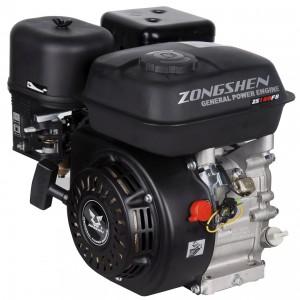 Четырехтактный бензиновый двигатель для мотоблока, мотокультиватора Zongshen (Зонгшен) ZS 168F 6,5 л.с