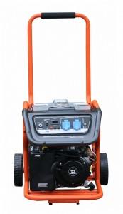 Бензиновый однофазный генератор (электростанция) Zongshen KB 3000 2.8 кВА (кВт)